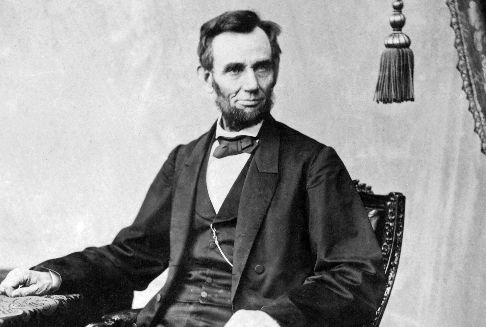 how the election of lincoln to president in 1860 lead to civil war in usa The united states presidential election of 1864 was conclusion of the civil war lincoln's victory lincoln won in every state he carried in 1860.