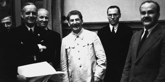 Внешнеполитическая стратегия СССР в 1920-1930-х гг. СССР накануне Великой Отечественной войны
