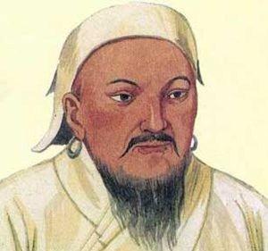 23. Чингисхан