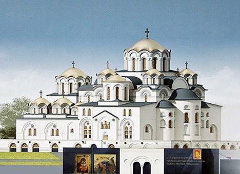 Десятинная церковь 2