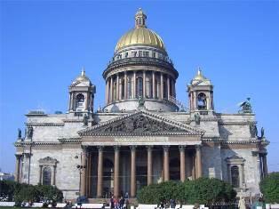 Исаакиевский собор, Монферран