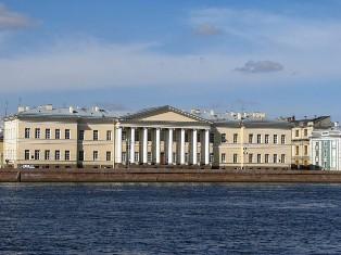 академия наук 1725 Джакомо Кваренги