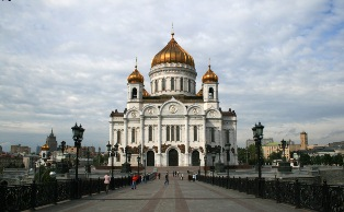храм христа спасителя в Москве, Тон