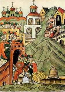 Поход Ивана 3 на новгород