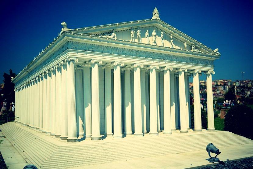 Храм Артемиды 5