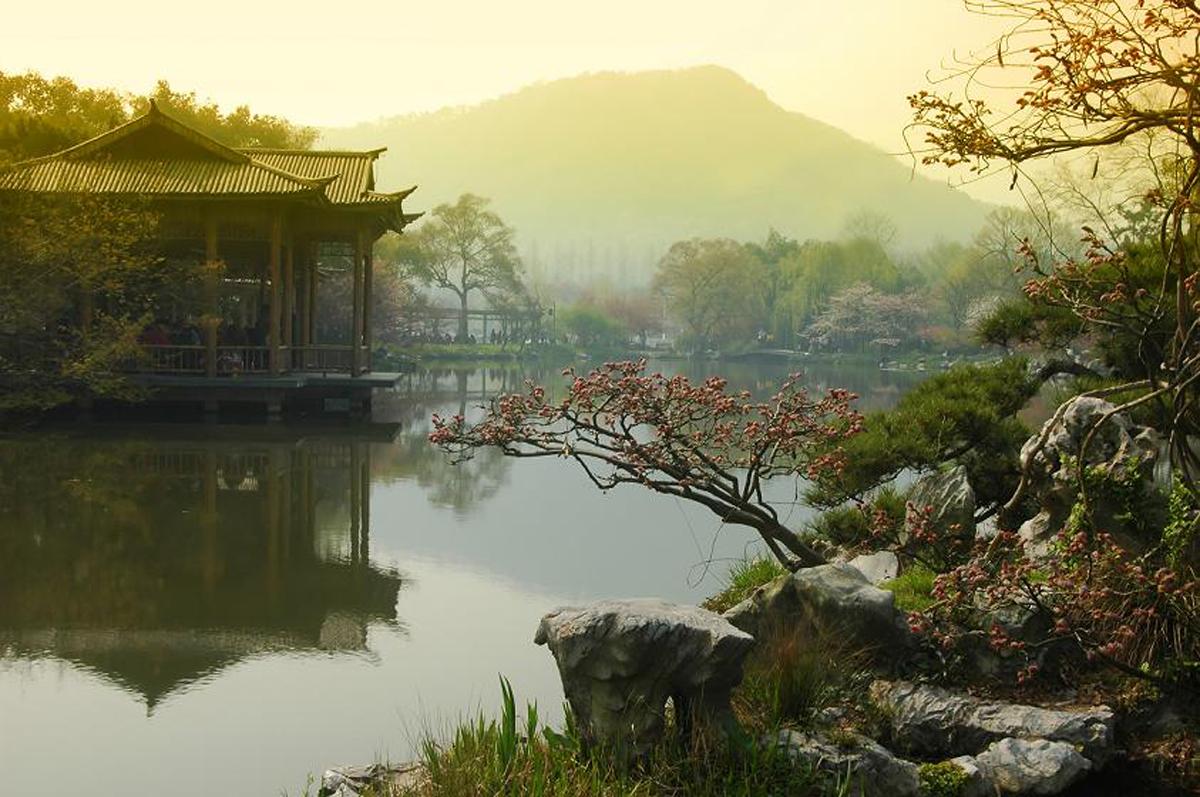 West Lake,  Hangzhou China
