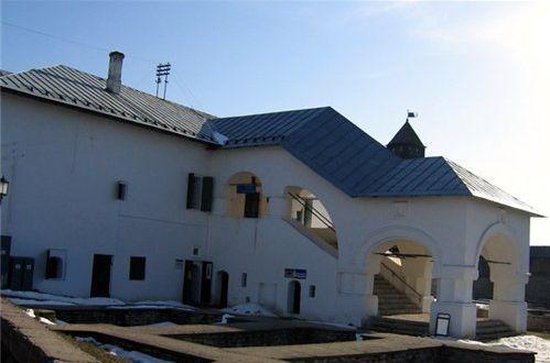 Приказные палаты в Пскове