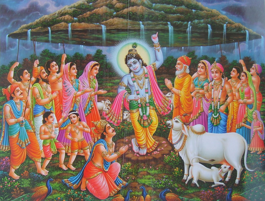 krishna-lifts-govardhana-hill-1024x777