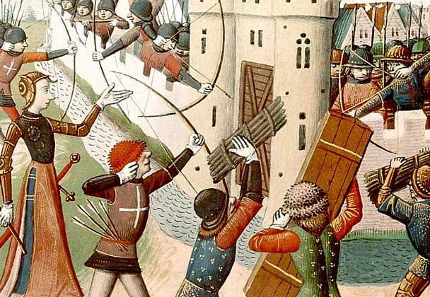 осада Орлеана 1428