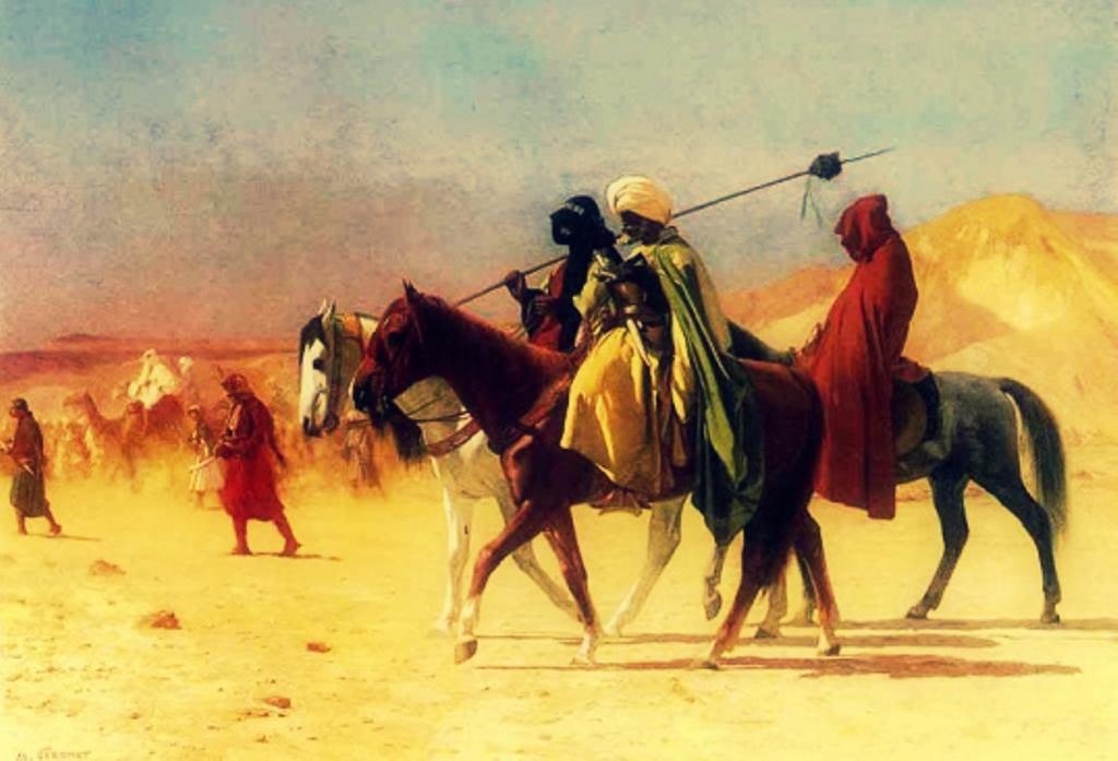 Арабский Халифат 2