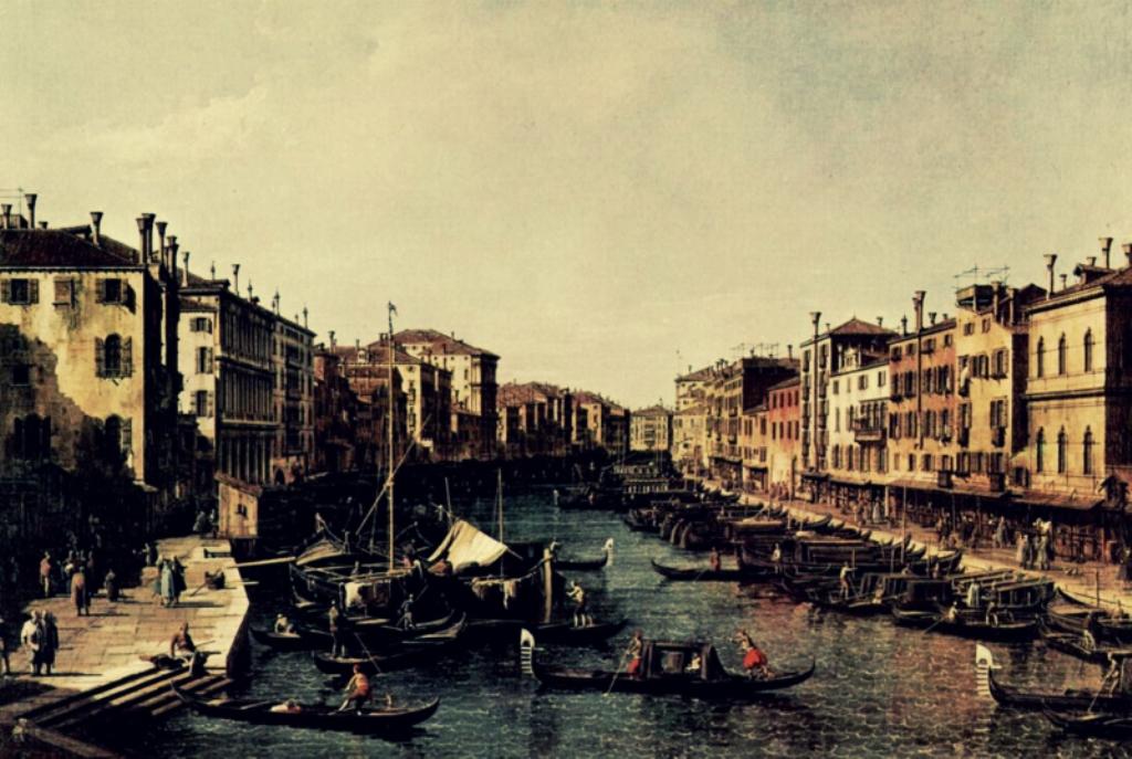 Венеция в Средневековье