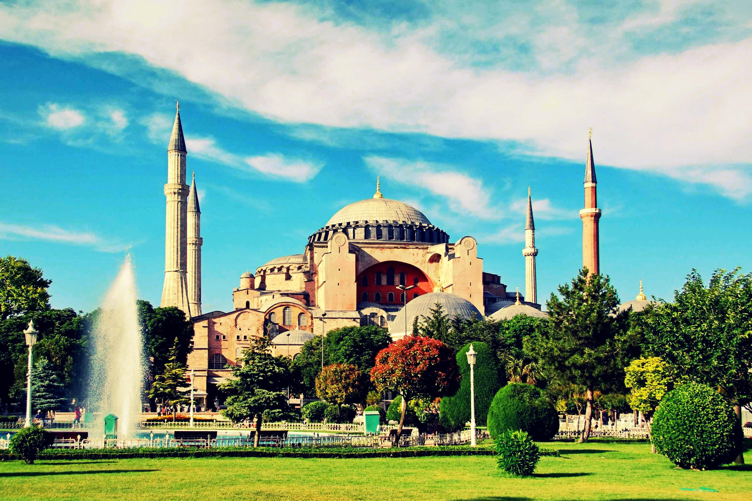 Собор Святой Софии Константинополь