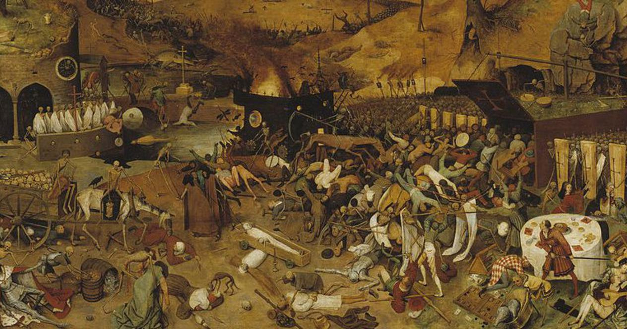 the effect of the black death on medieval europe