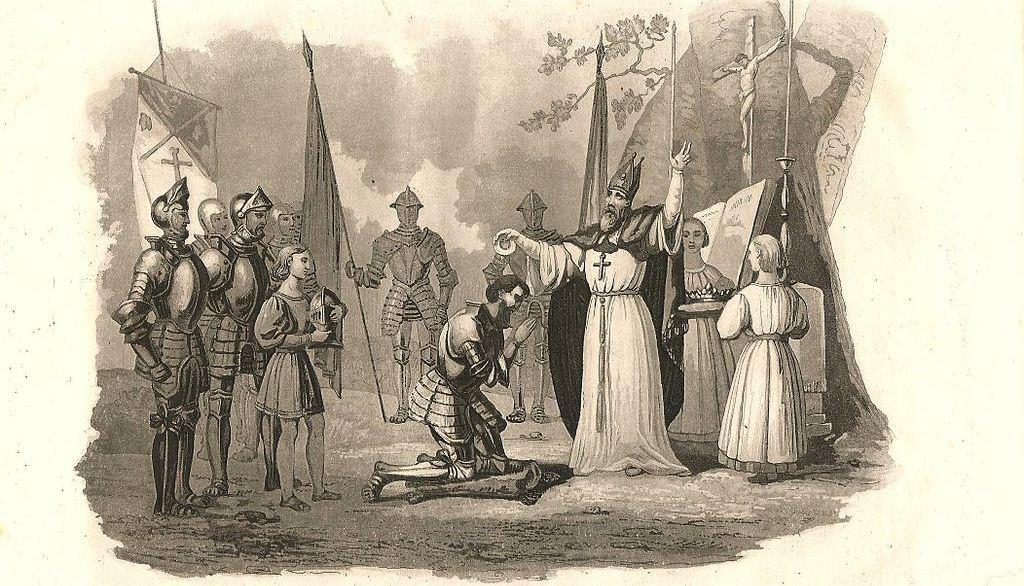 Великое княжество литовское. Коронация миндовга