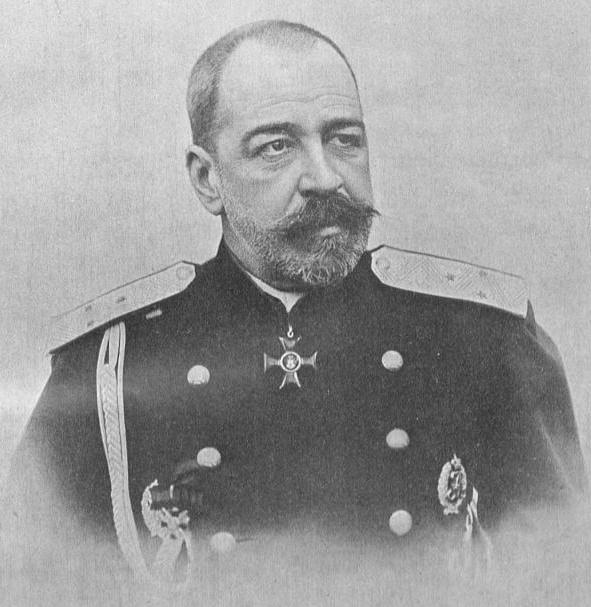 Петр Дмитриевич Святополк-Мирский