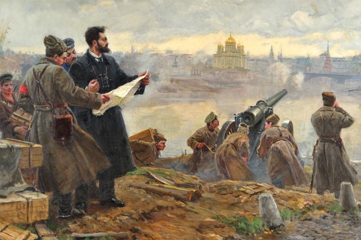 Гражданская война 1