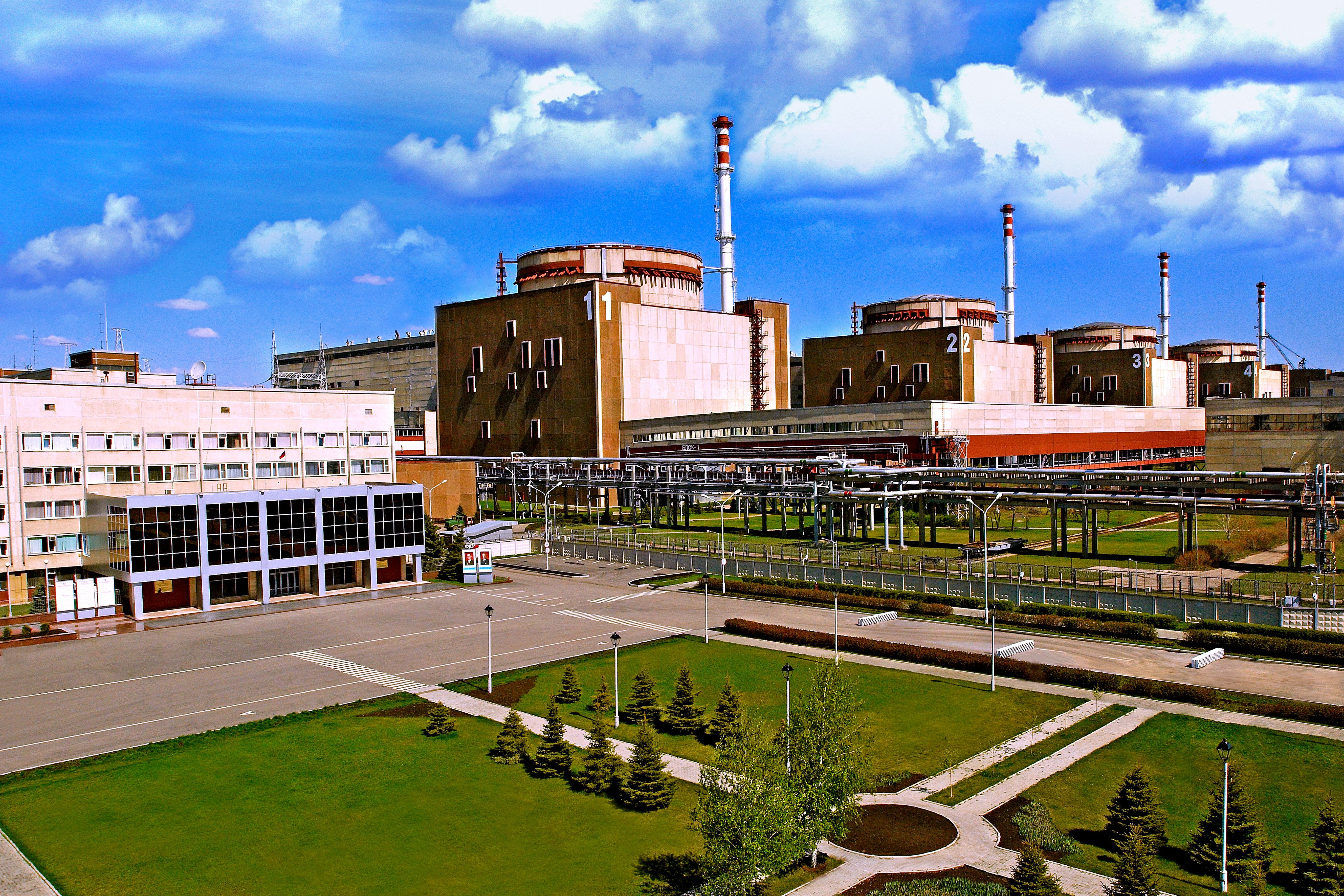 Первая АЭС в мире, 1954