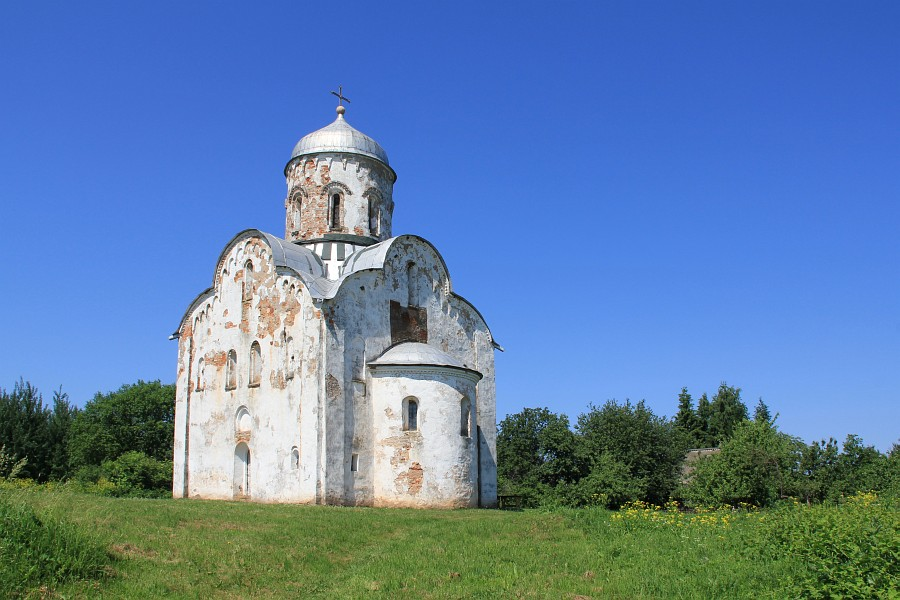 Церковь Николы на Липне, Новгород 1292