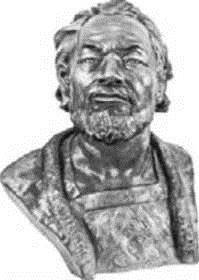 12. Андрей Боголюбский. Скульптура М.М. Герасимова