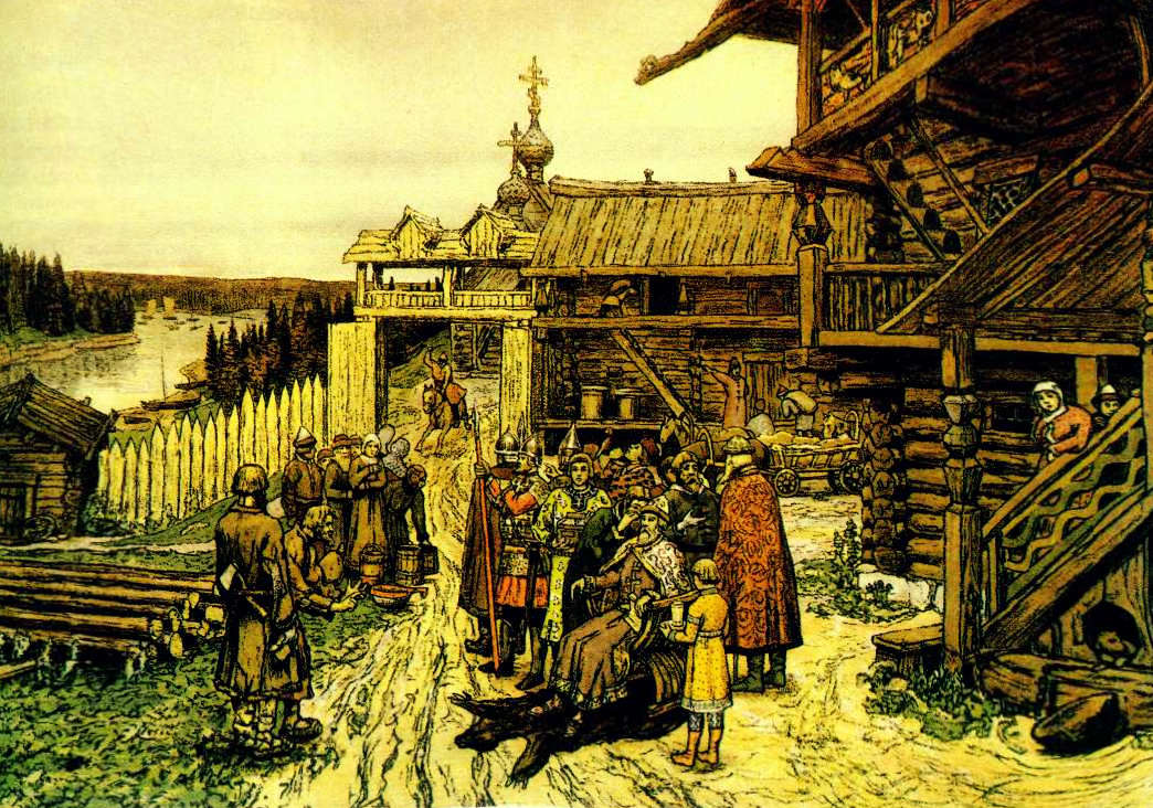 Москва как центр объединения русских земель