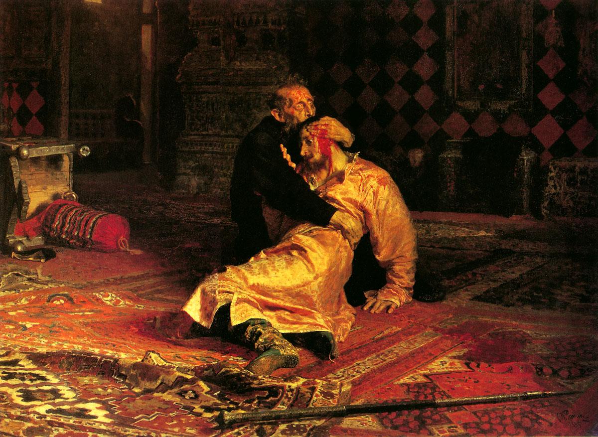 Установление царской власти. Реформы середины XVI в.