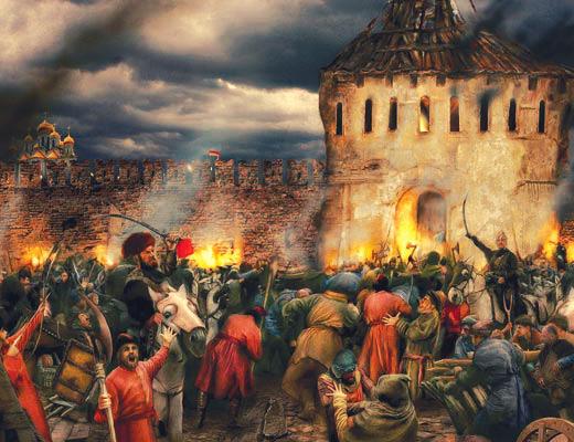 Смута. Социальные движения в России в начале XVII в. Борьба с Речью Посполитой и со Швецией