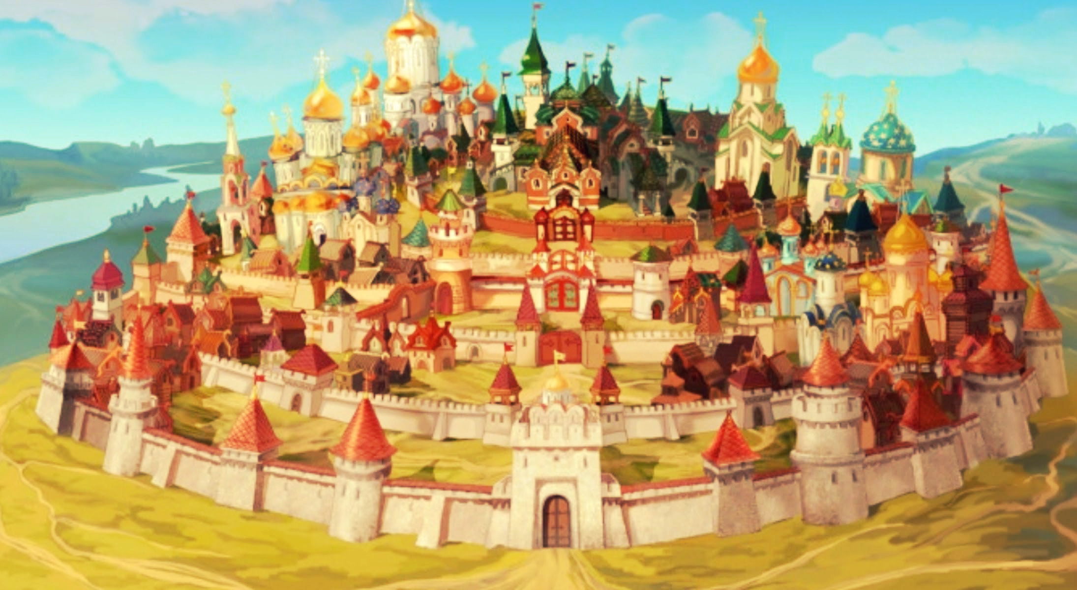 Причины распада Древнерусского государства. Крупнейшие земли и княжества. Монархии и республики