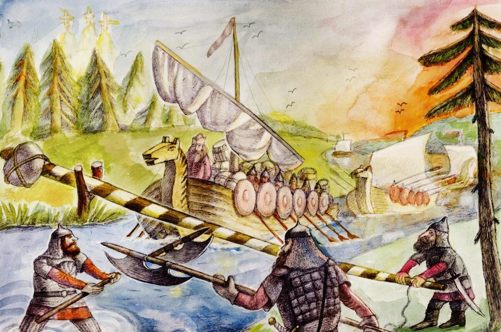 ЕГЭ ИСТОРИЯ 23 24 ЗАДАНИЕ IX-XII ВЕКА