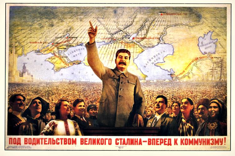 Восстановление хозяйства. Идеологические кампании конца 1940-х гг.