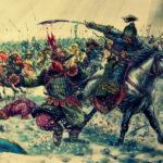 Монгольское завоевание. Образование монгольского государства. Русь и Орда. Экспансия с Запада