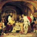 Расширение территории России в XVI в.: завоевания и колонизационные процессы. Ливонская война