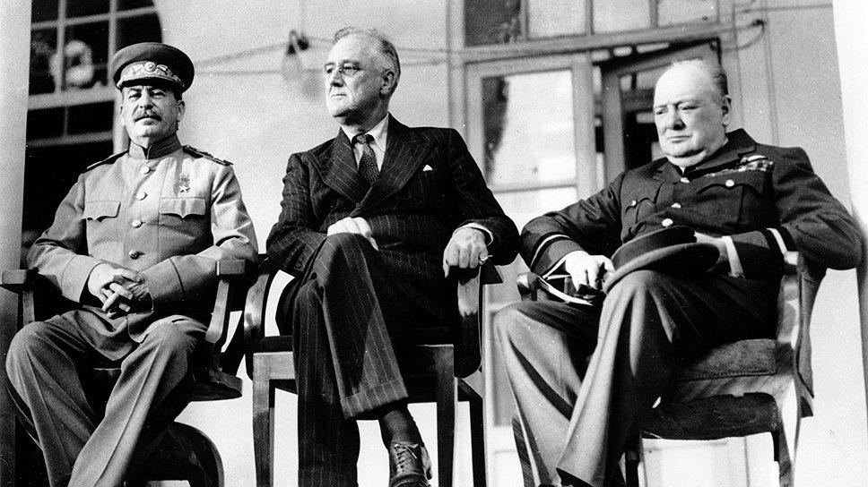 СССР в антигитлеровской коалиции