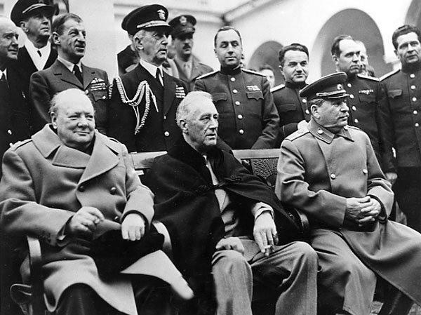 Холодная война. Военно-политические союзы в послевоенной системе международных отношений. Формирование мировой социалистической системы