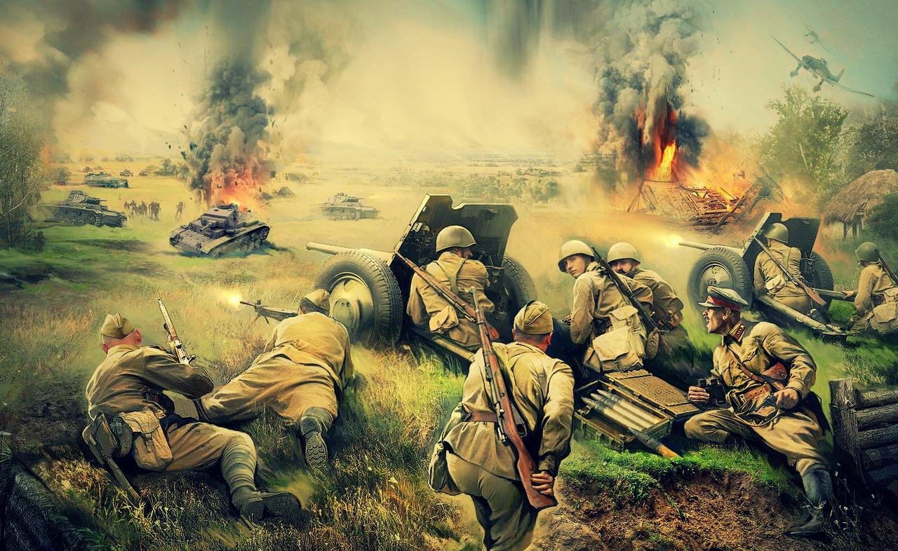 Причины, этапы Великой Отечественной войны