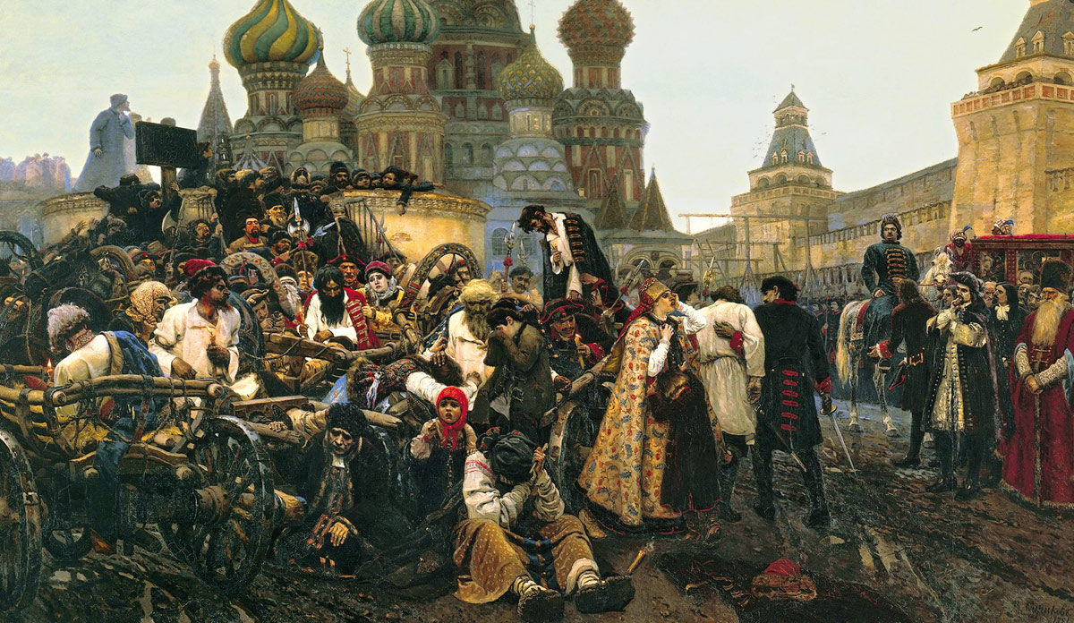 Северная война. Провозглашение Российской империи
