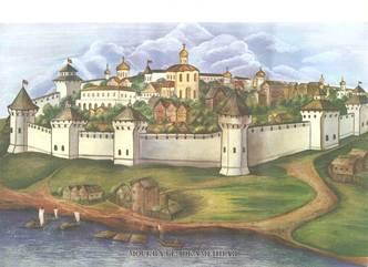 белокаменный кремль 2 - копия