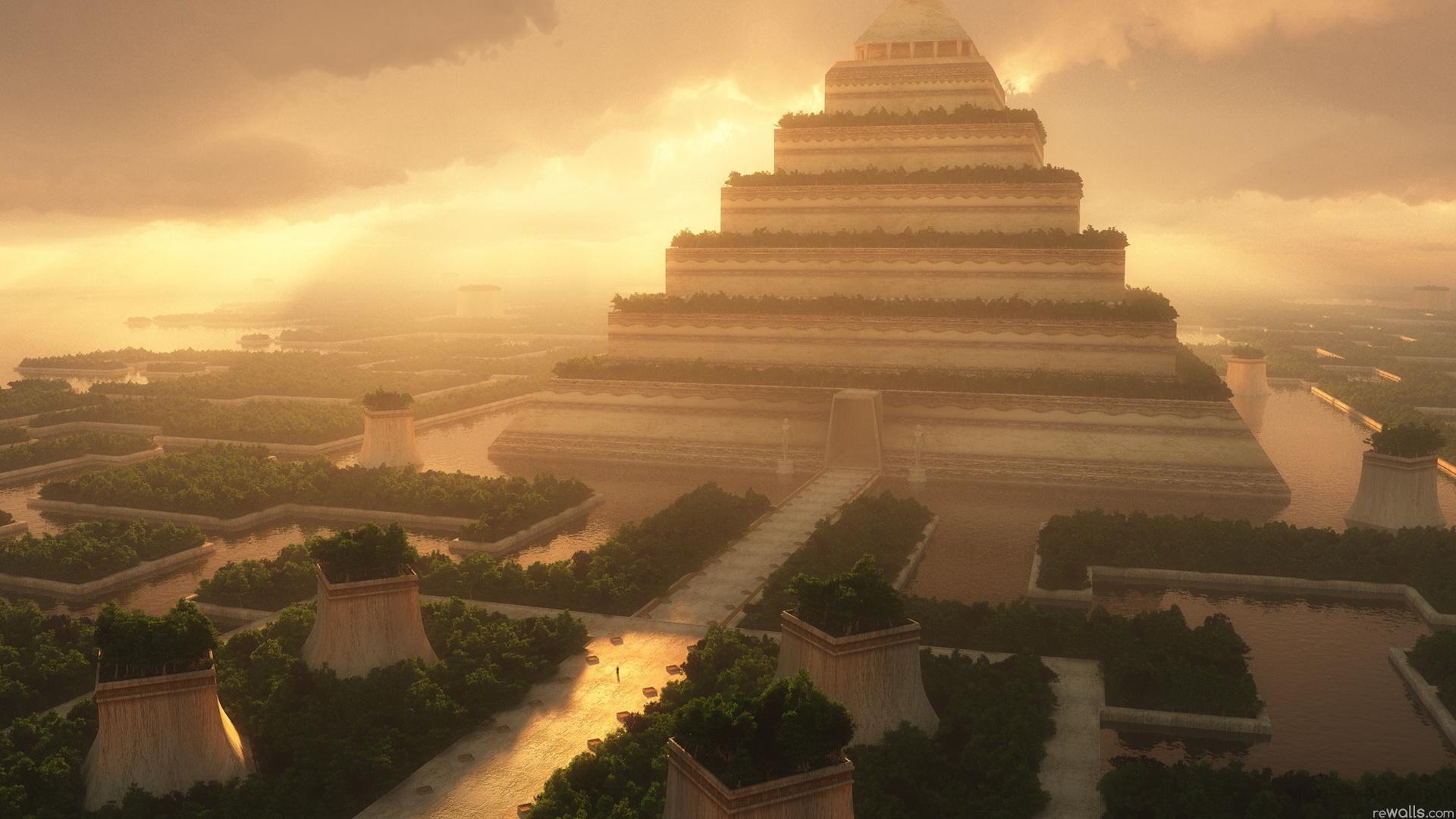 Расцвет Вавилонского царства.