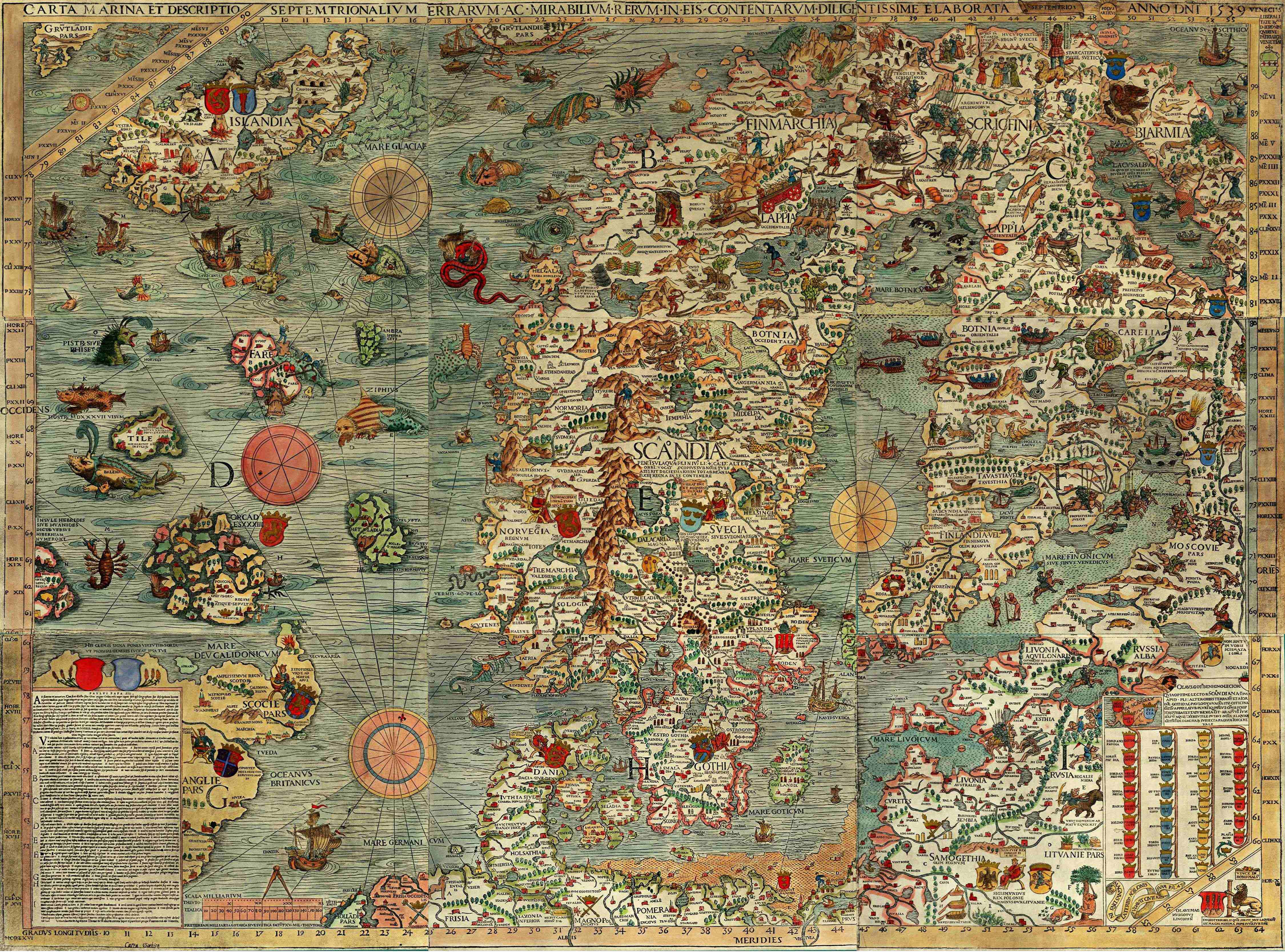 early-map-of-europe