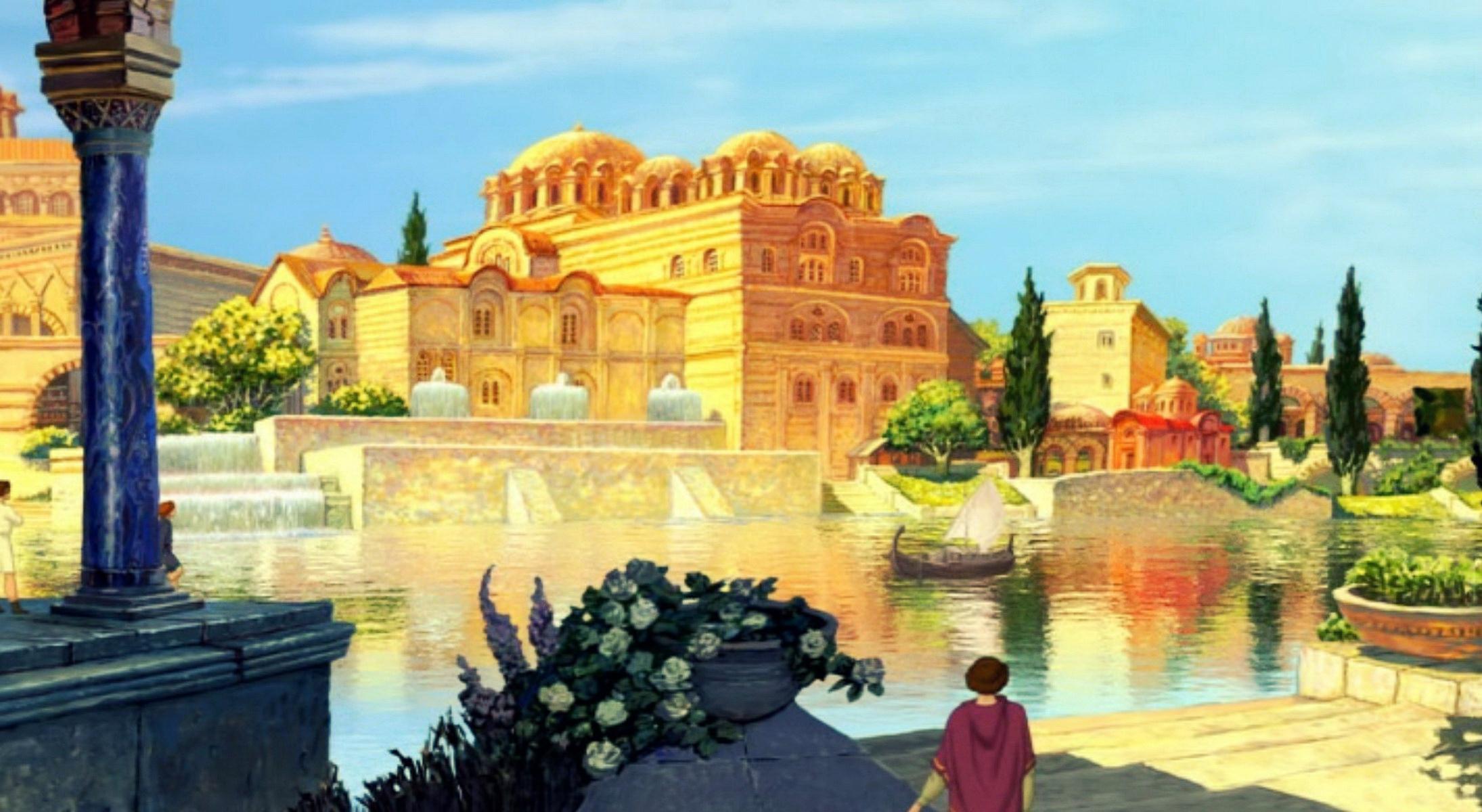 Византия 5