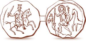 13. печать Алекс Невского после 1236
