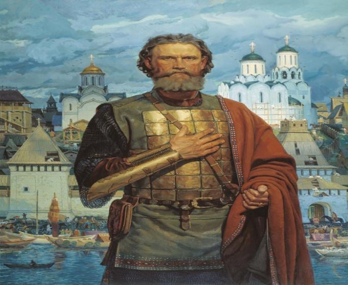 14. Дмитрий Донской