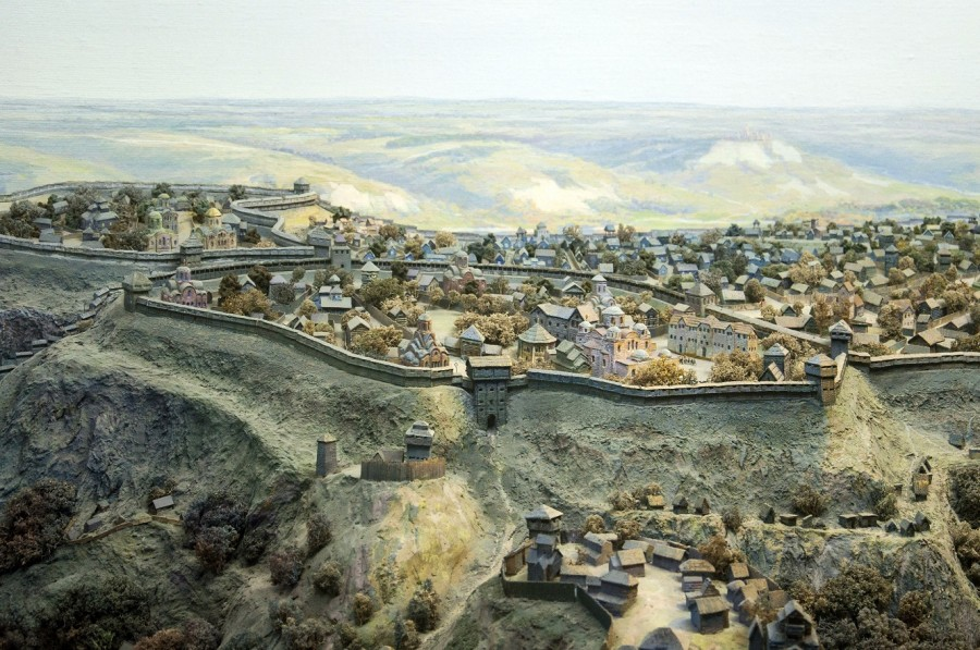 9. Древний город Киев